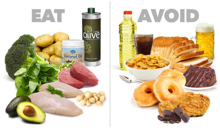 kokius riebalus valgyti, o kokių ne. Sveikas ir nesveikas maistas.