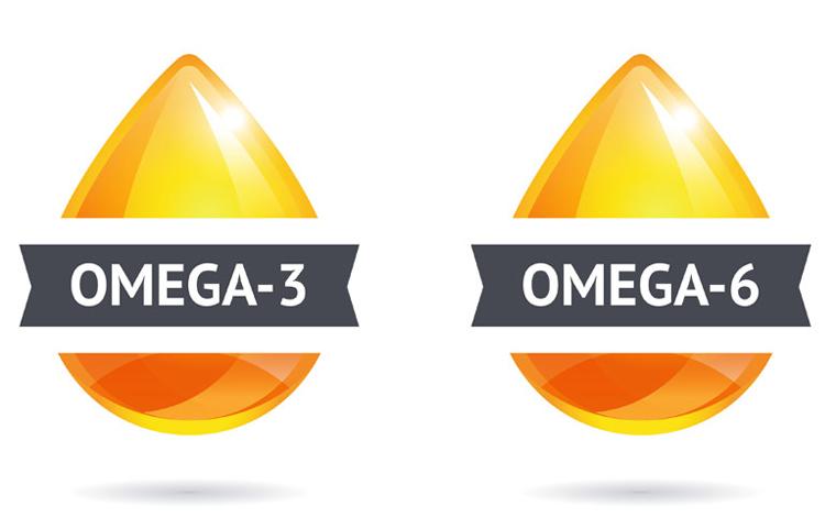omega 3 ir omega 6 balansas