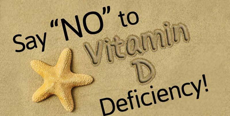 vitamino d trukumas