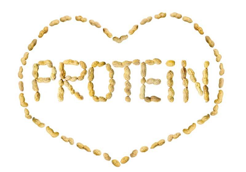 baltymai