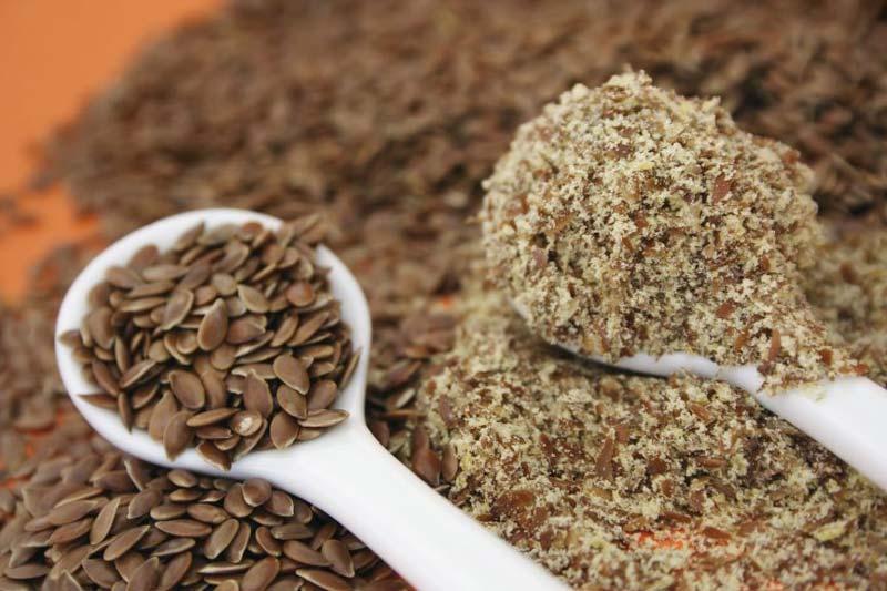 kaip atrodo linu semenys