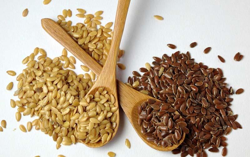 linu semenys augaliniai junginiai