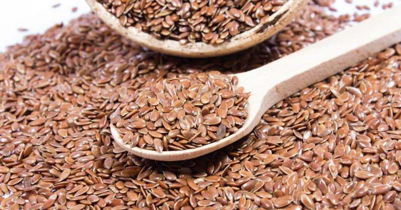 linu semenys riebalai