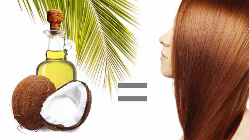kokosu aliejus plaukams