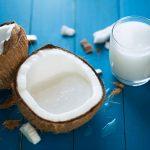 kokosu pienas
