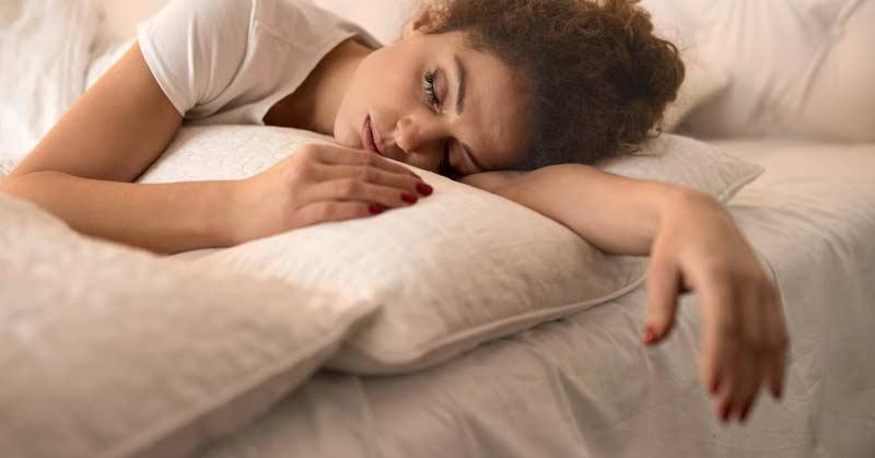 meditacija ir miegas