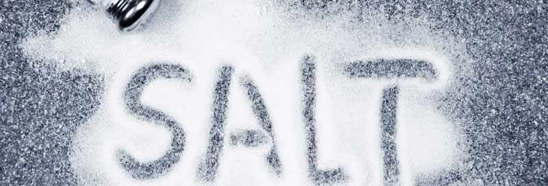 druska natrio chloridas