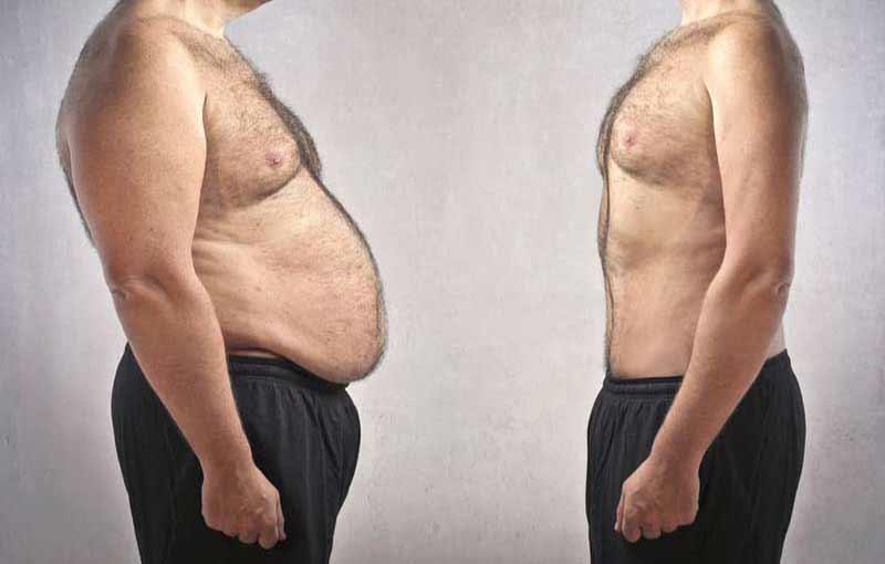 Kaip numesti svorį nuo pilvo