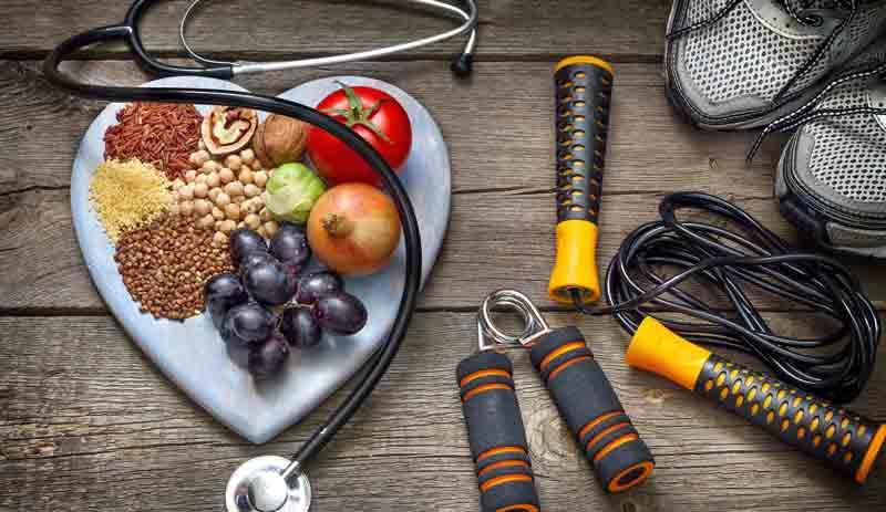 mityba ir fizine veikla