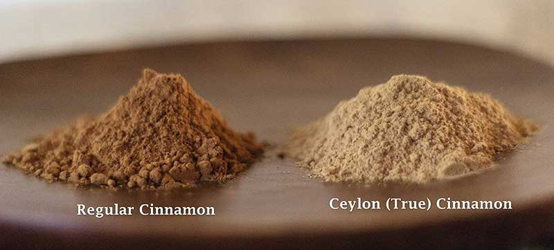 ceilono cinamonas