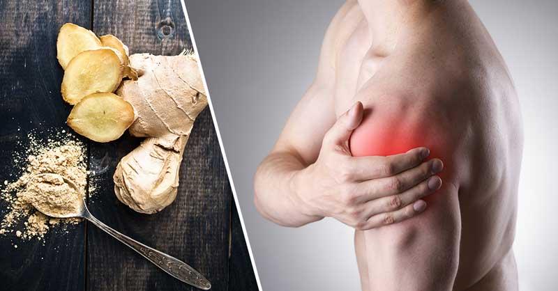 imbieras gali sumazinti raumenu skausma