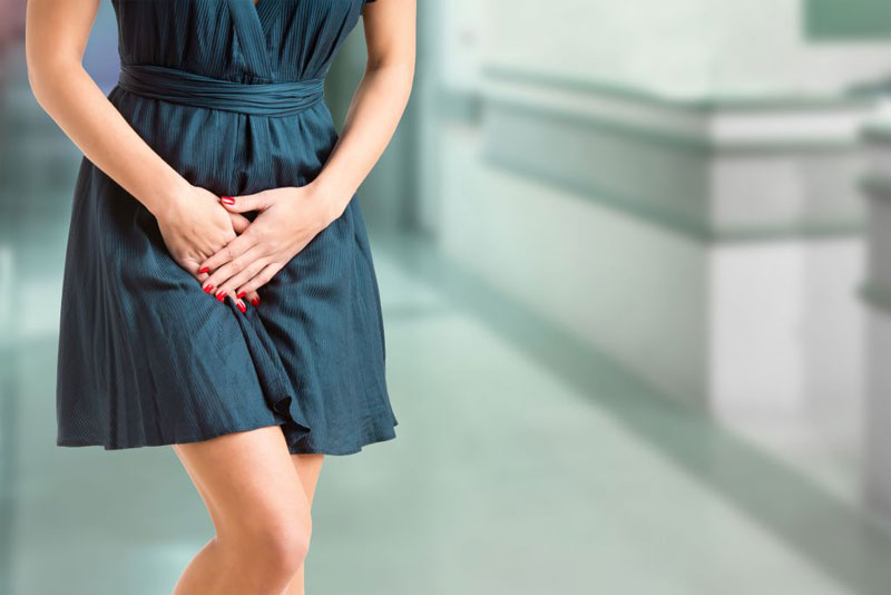 hialurono rugstis ir slapimo pusles skausmas