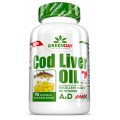Amix GreenDay® COD Liver Oil  90kaps.