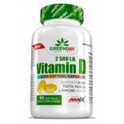 Amix GreenDay® Vitamin D3 90 kaps.
