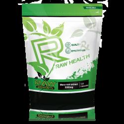 Raw Powders Maca root extract  120 kaps.
