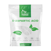 RAW Powders D-Aspartic Acid 100 g