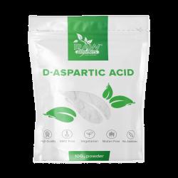 RAW Powders D-Aspartic Acid 100 g