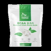 RAW Powders BCAA 2:1:1 500tabl.