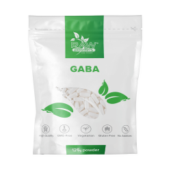 RAW Powders GABA 125 g