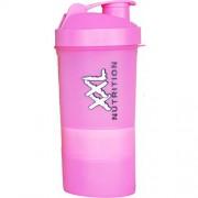 XXL Nutrition Smartshake 600 ml (rožinės spalvos)