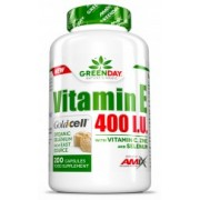 Amix Nutrition GreenDay® Vitamin E 400 I.U. LIFE+