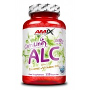 Amix CarniLine ALC + taurine & vit. B6 120 kaps