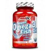 Amix Super Omega 3 fish oil 90 kaps.