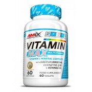 Amix Performance Vitamin Max Multivitamin 60 tab